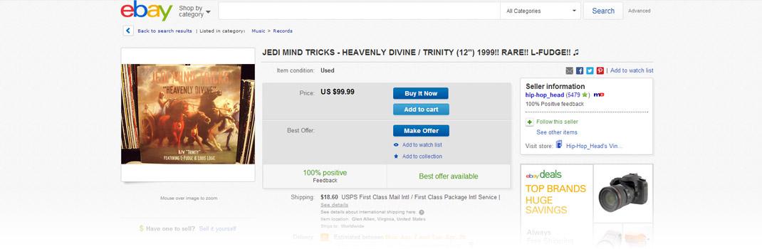 ebay / JMT