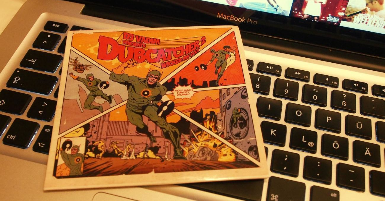 Dubcatcher II DJ Vadim