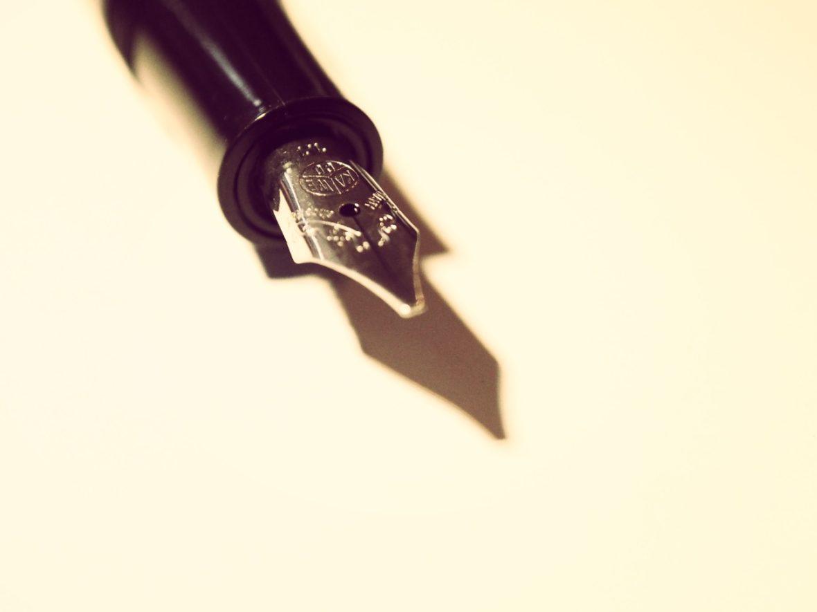 kaweco kalligrafie gibt schriftst cken eine pers nliche note zoomlab. Black Bedroom Furniture Sets. Home Design Ideas