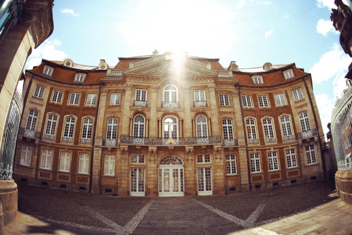 Erbdrostenhof / ZoomLab / Fotodinge
