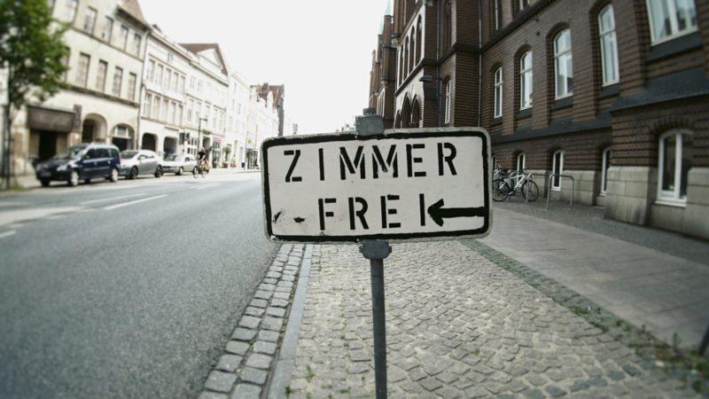 Zimmer Frei in Lübeck!