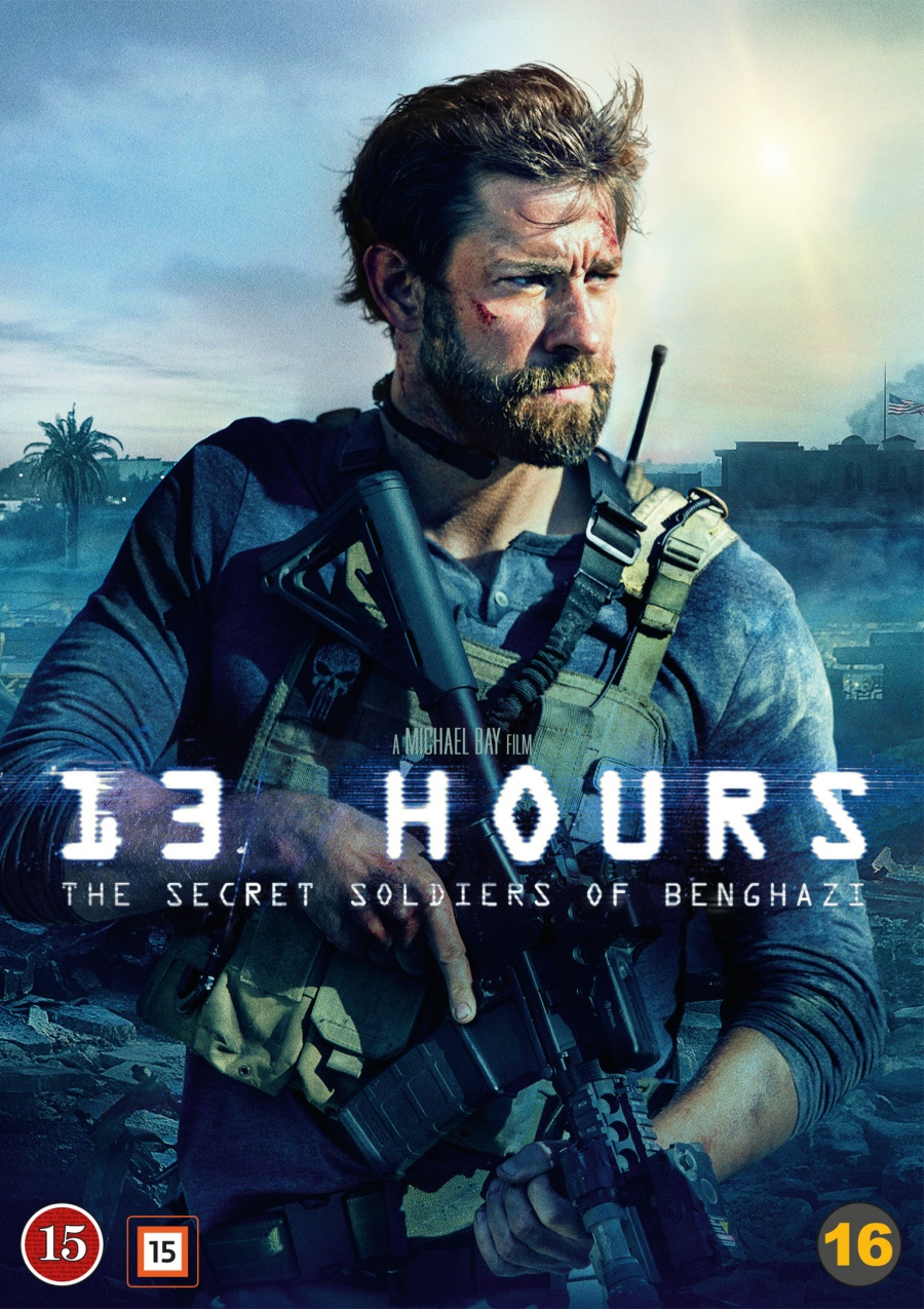 13 Hours - The Secret Soldiers of Benghazi - nordic retail DVD