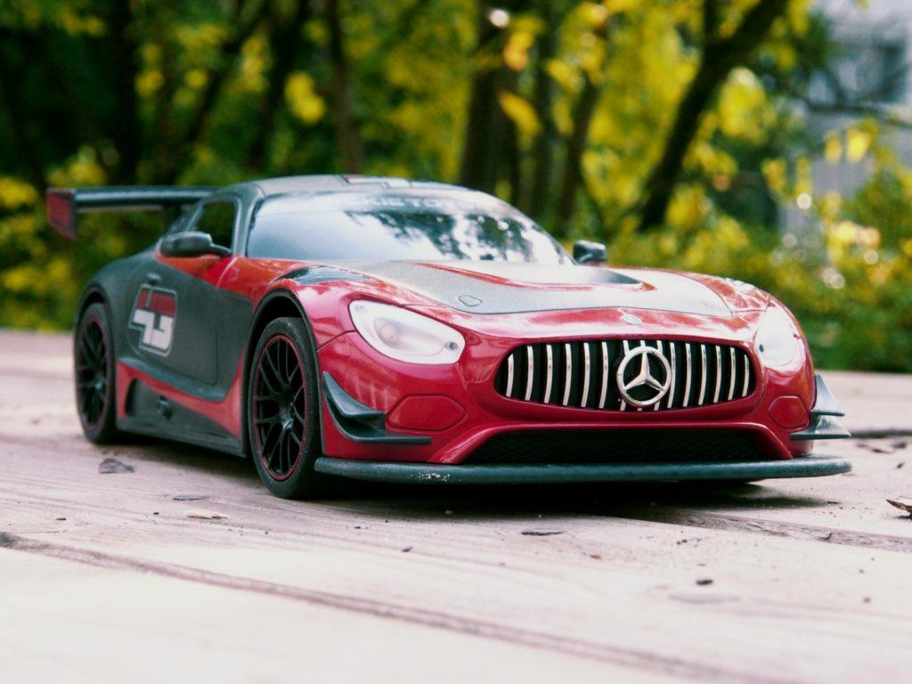 Mercedes AMG GT3 / ZoomLab