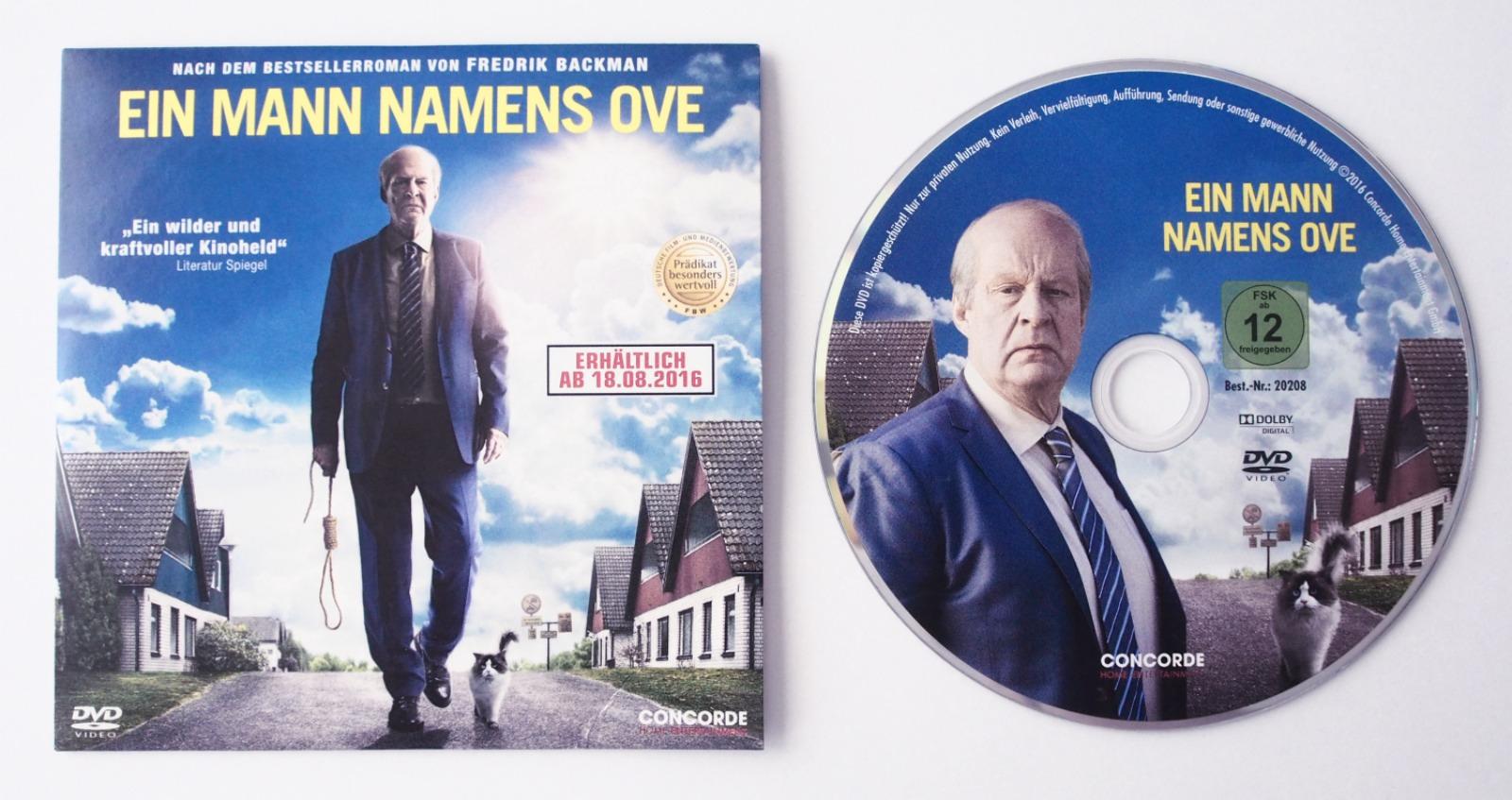Cover / Ein Mann namens Ove / ZoomLab