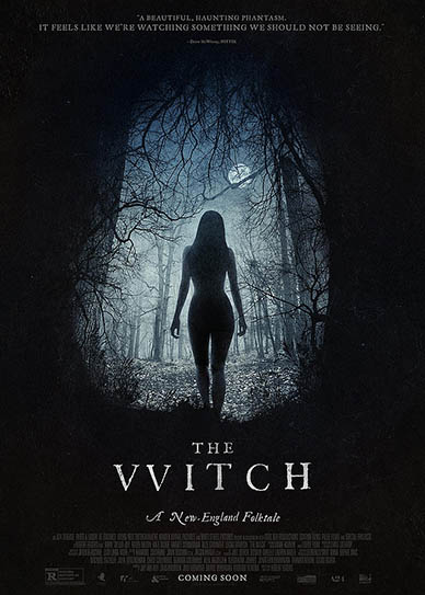 The Witch - 2016 - Cover
