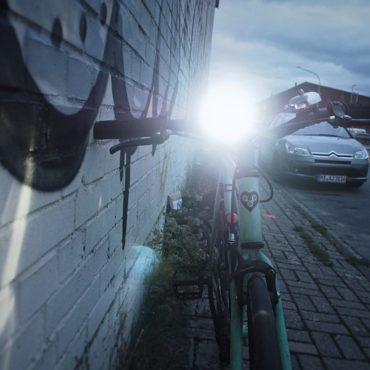 Bringt Licht ins Dunkle – Trelock Vision #anzeige