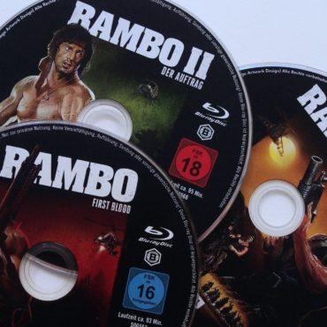 Reingeschaut: Die Rambo Trilogie (I – III)