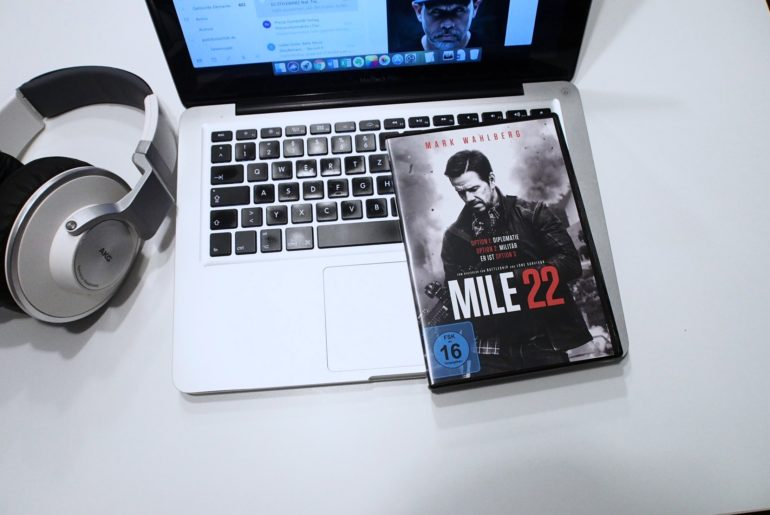 Reingeschaut: Mile 22