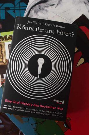 Reingelesen: Könnt Ihr uns hören? Eine Oral History des deutschen Rap. (+Mixtape)