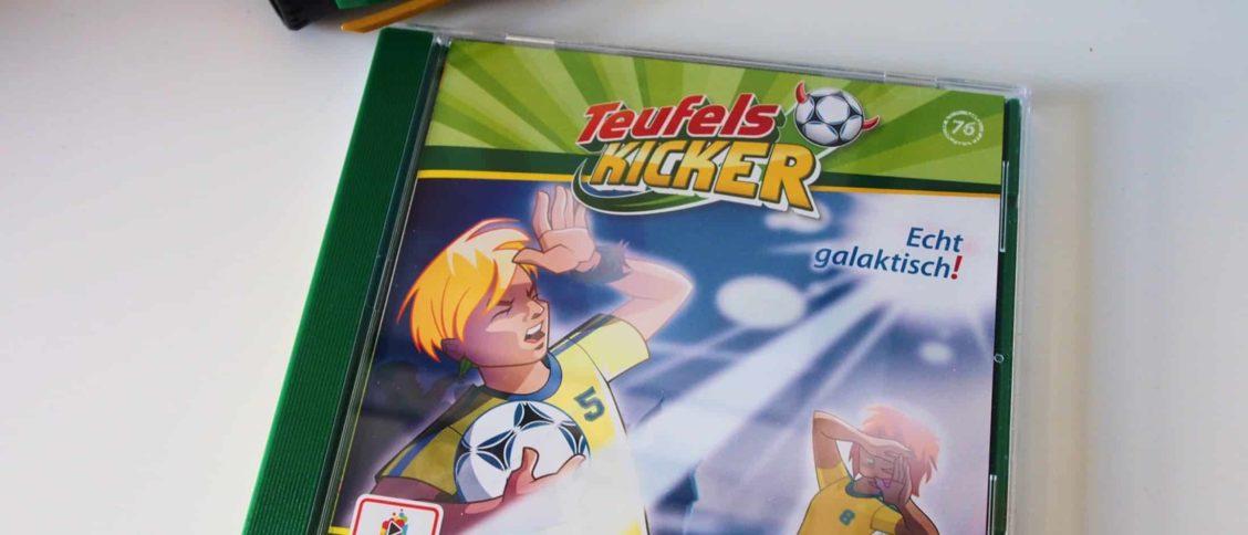 Teufelskicker Cover