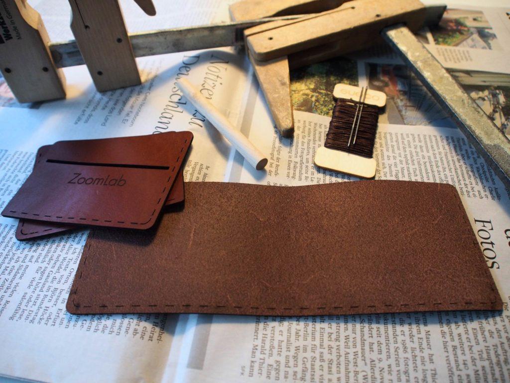 sueco DIY Geldbeutel Kit