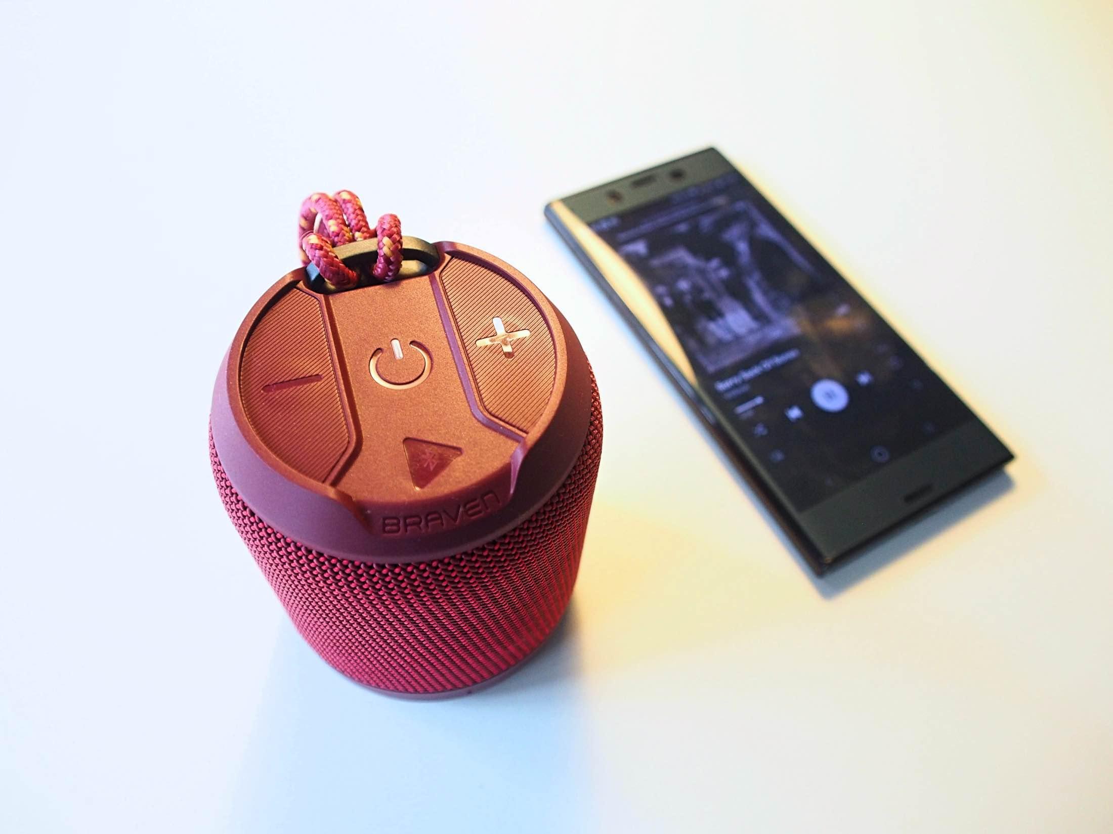 Braven BRV-Mini - Portable Sound