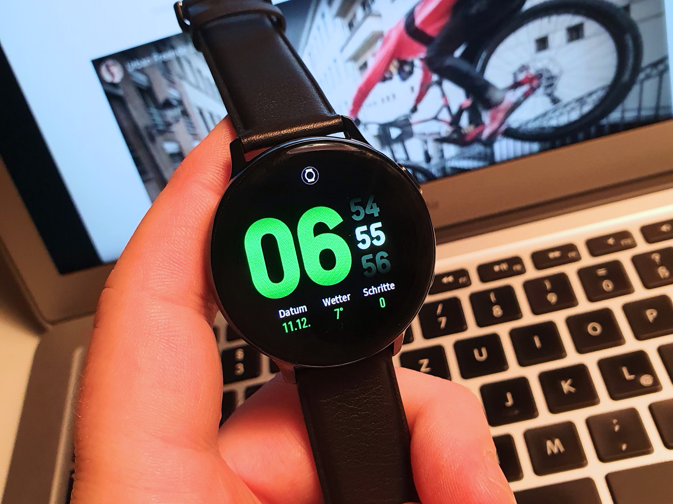 Samsung Galaxy Watch Active 2 Ein Cooles Teil Zoomlab