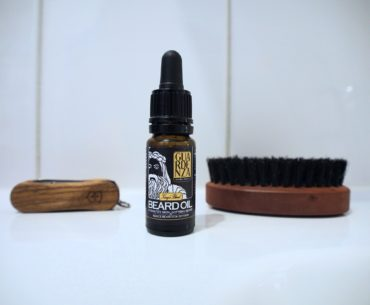 Guardenza Kings Blend Beardoil - ZoomLab / Fotodinge