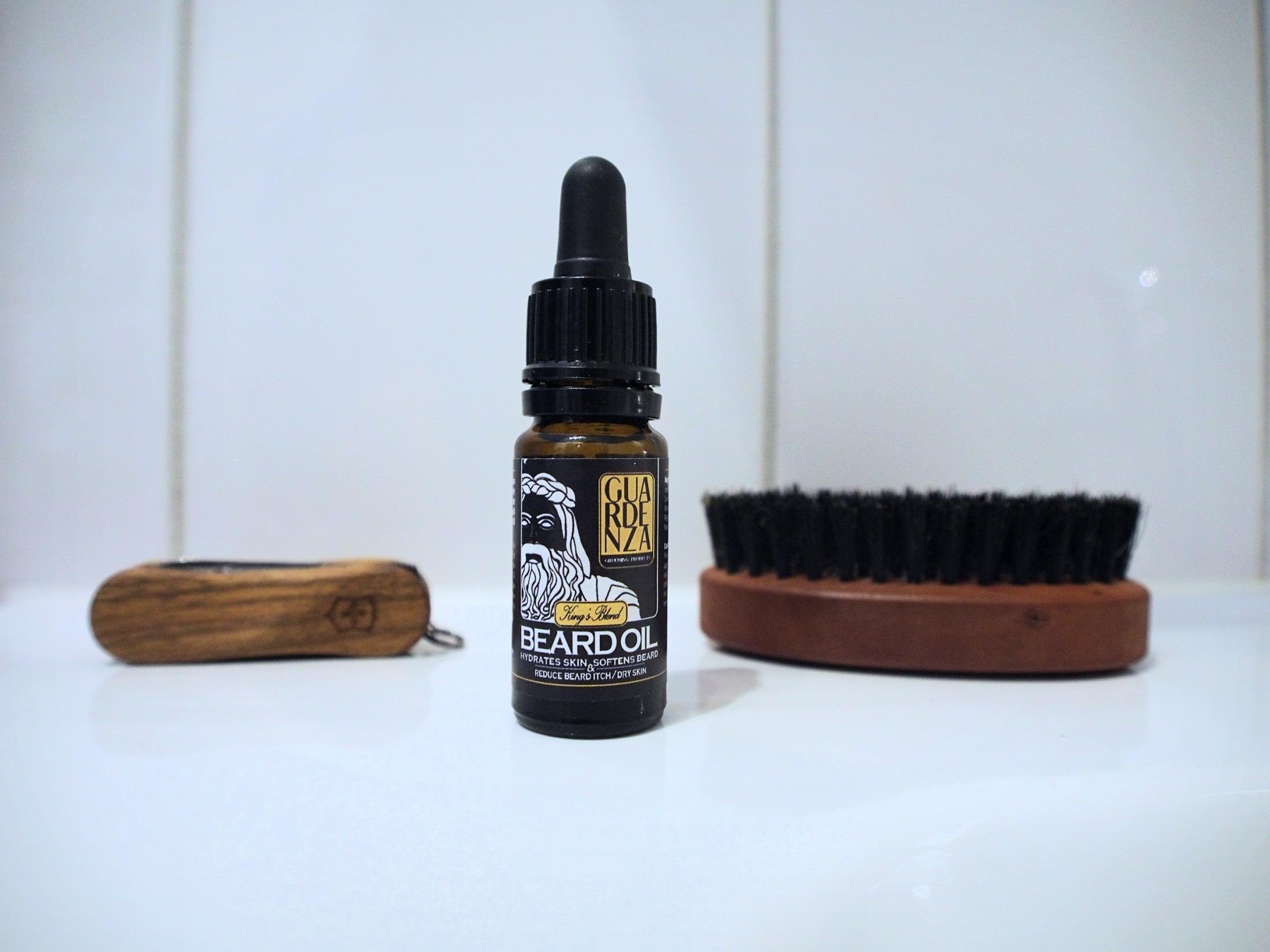 Guardenza Kings Blend Beardoil - ZoomLab / Fotodinge