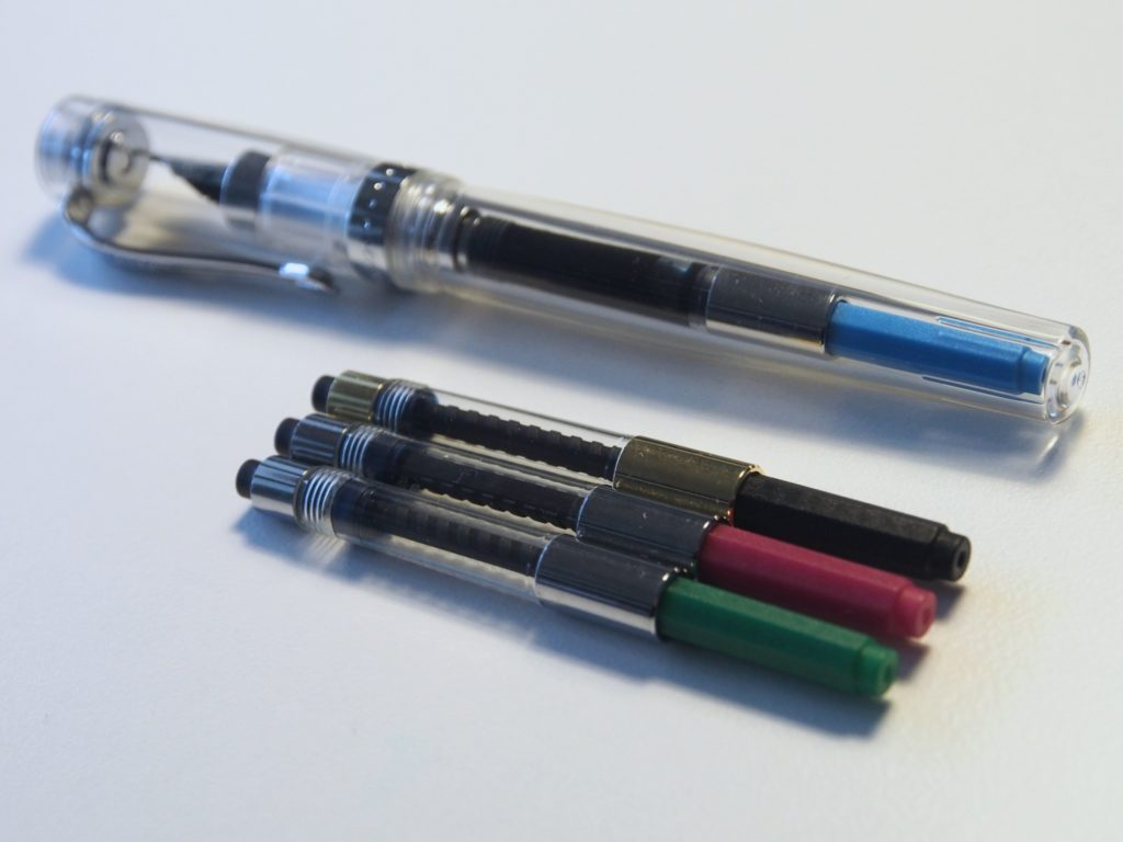 Tinte, Konverter und Co. - Kaweco!