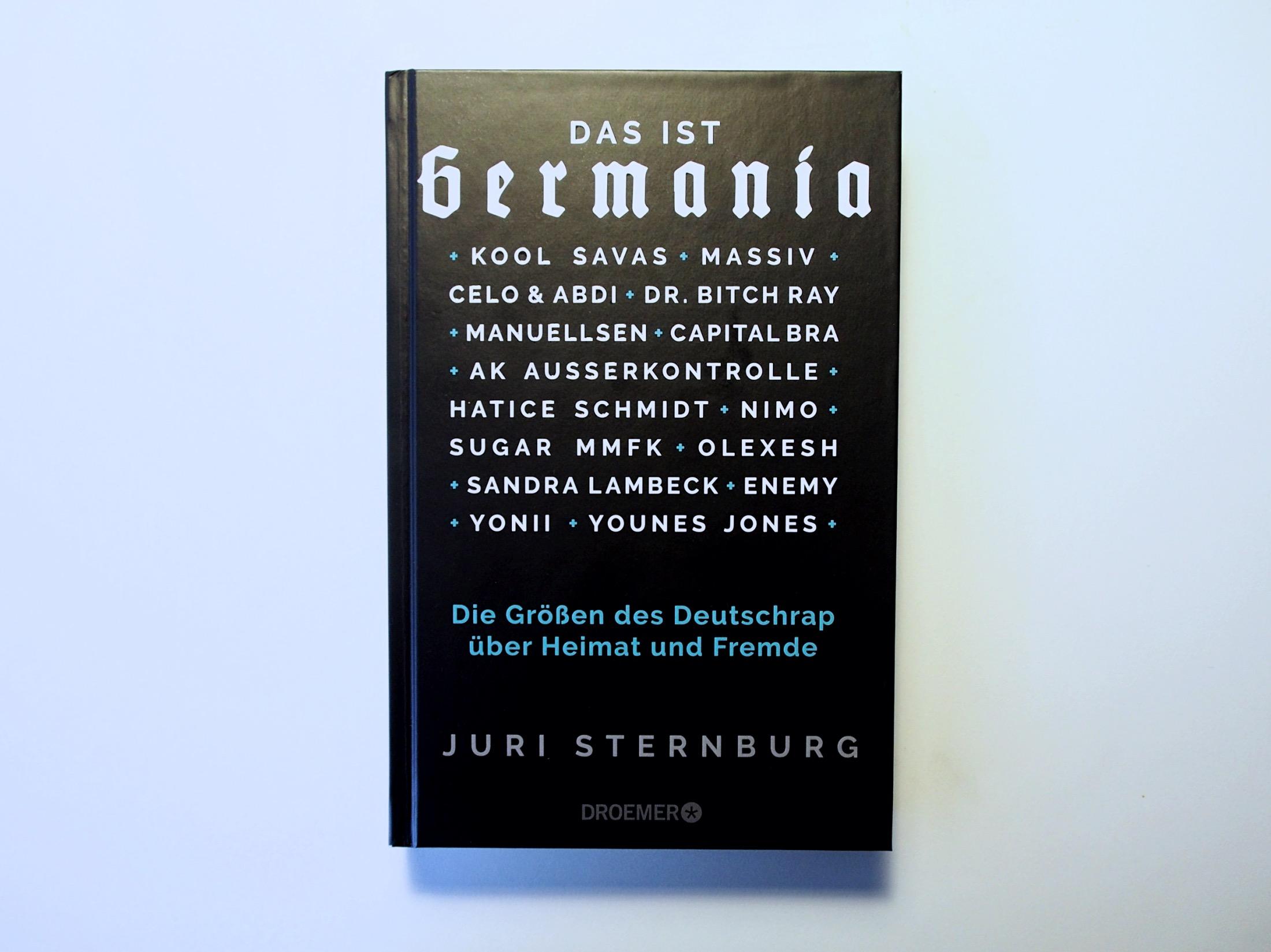Das ist Germania (Reingelesen)