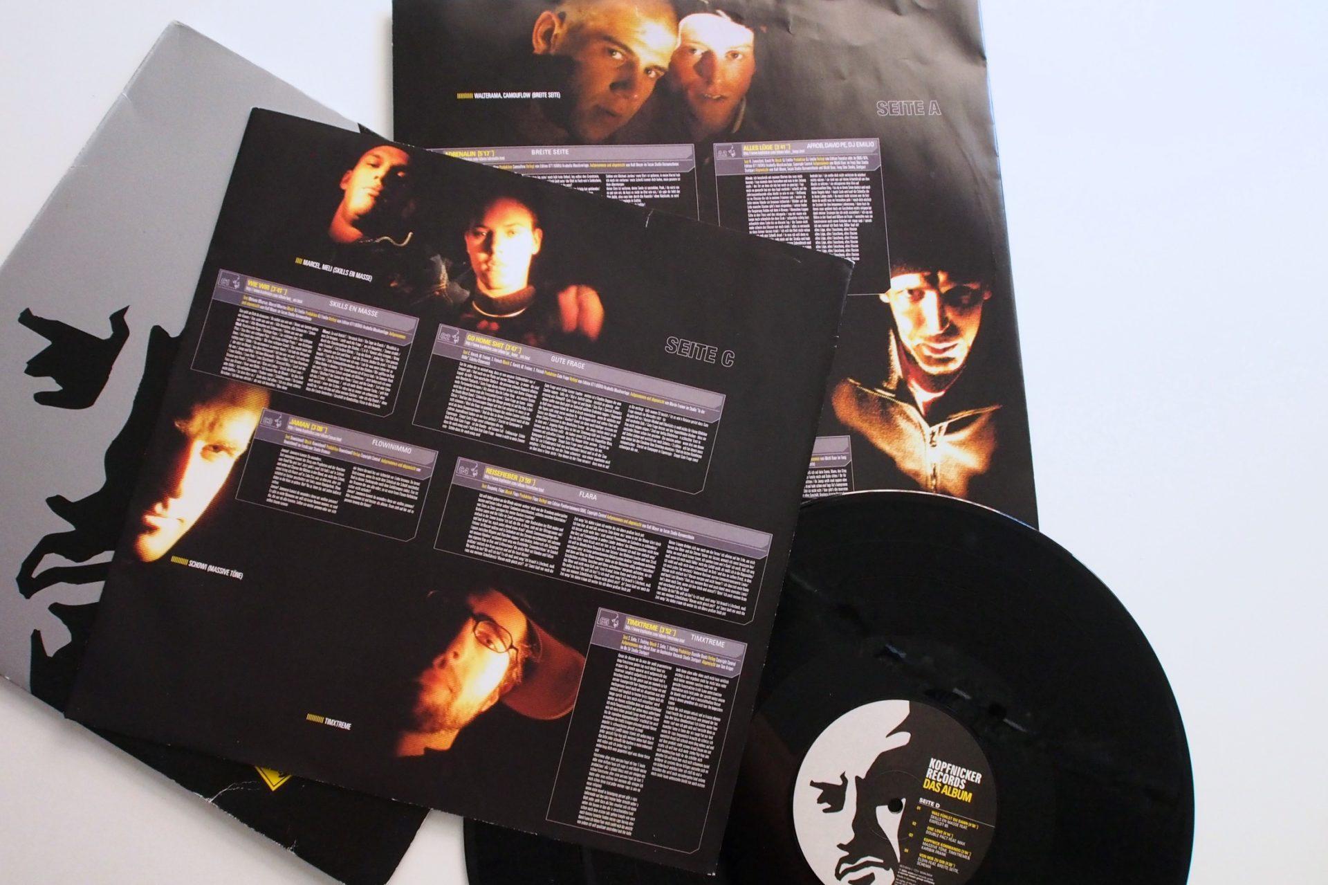 Kopfnicker Records