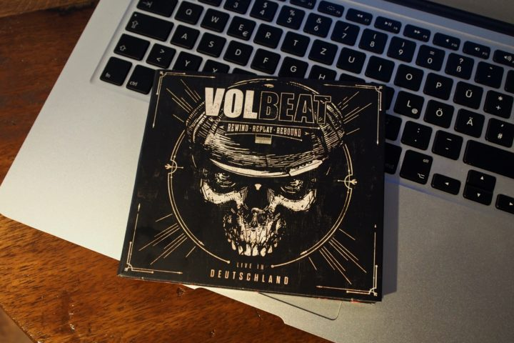 Volbeat - Live in Deutschland