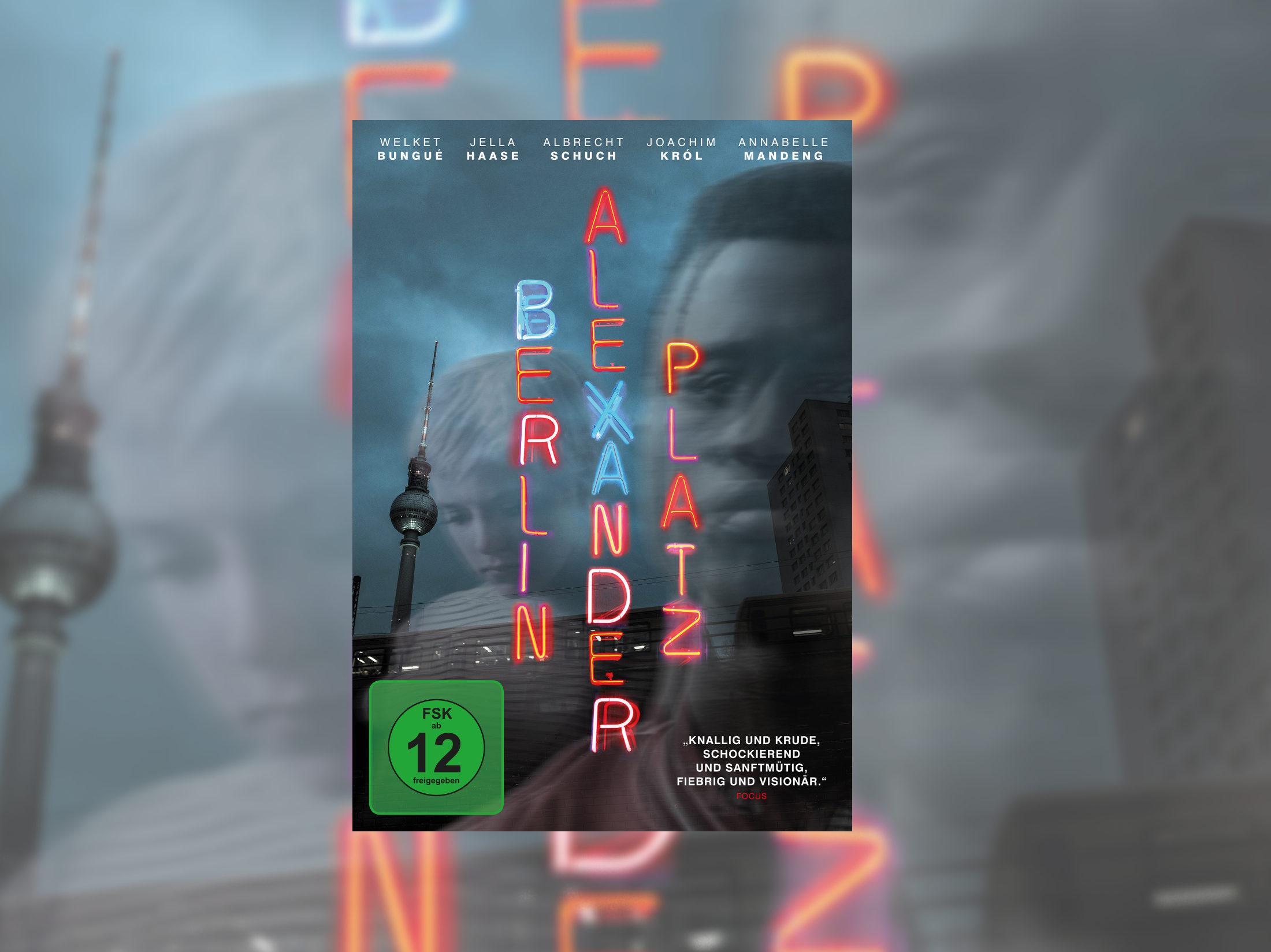 Berlin Alexanderplatz5 Kapiteln und einem Epilog