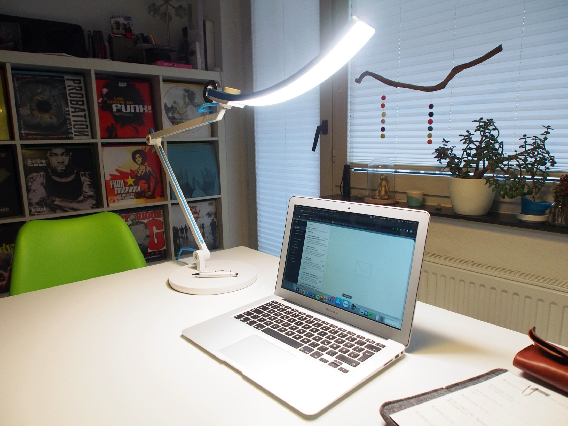 BenQ e-Reading Lampe