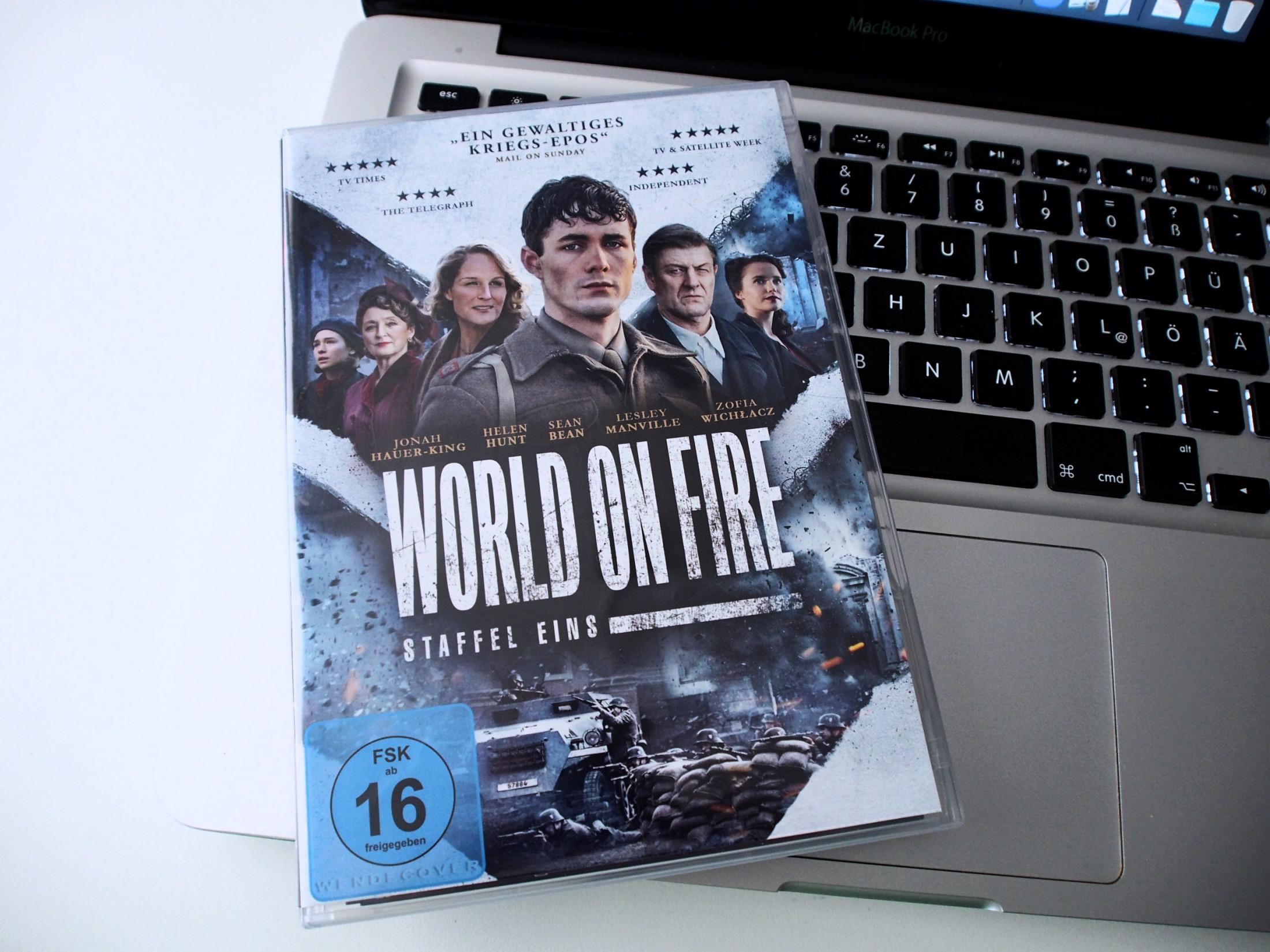 World On Fire - Serie (Staffel 1)