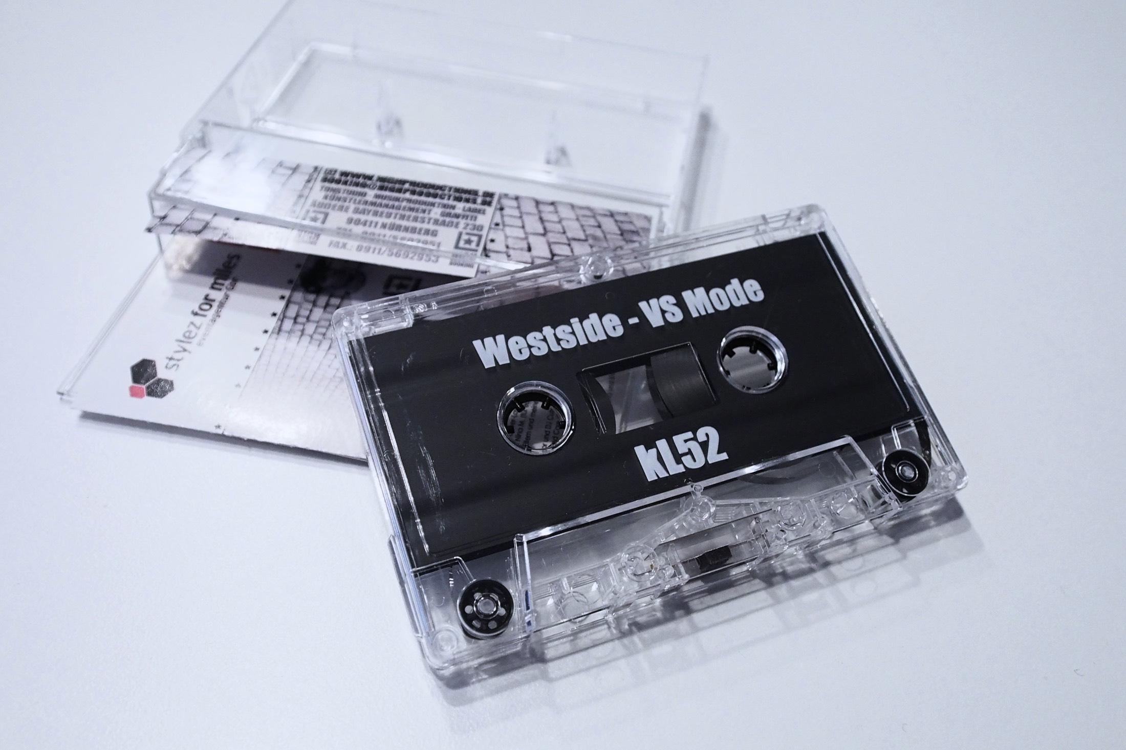kL52 vs. Mode - Mixtape