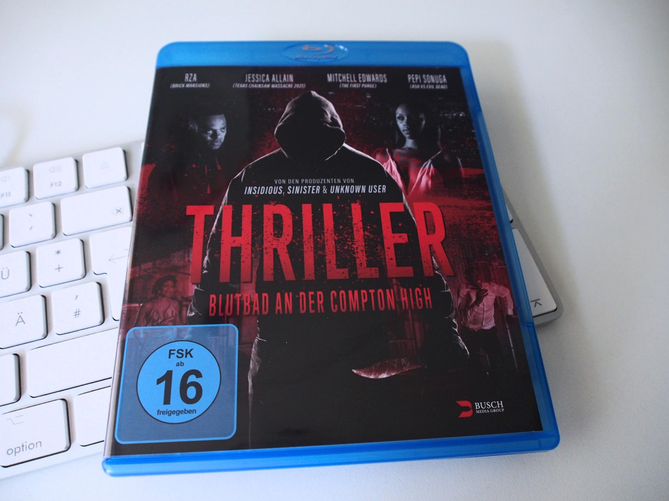 Thriller - Blutbad an der Compton High
