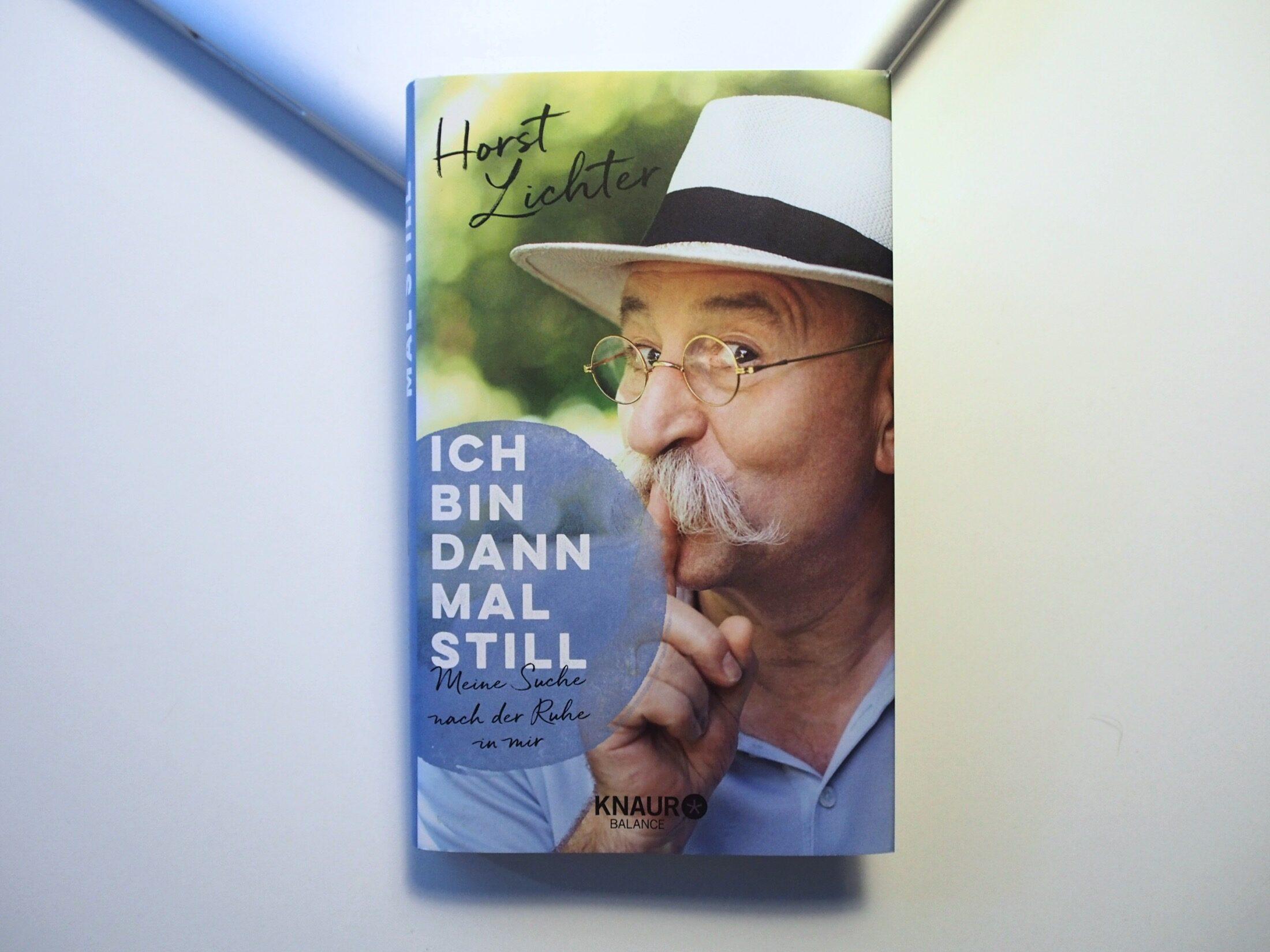 Horst Lichter - ich bin dann mal still