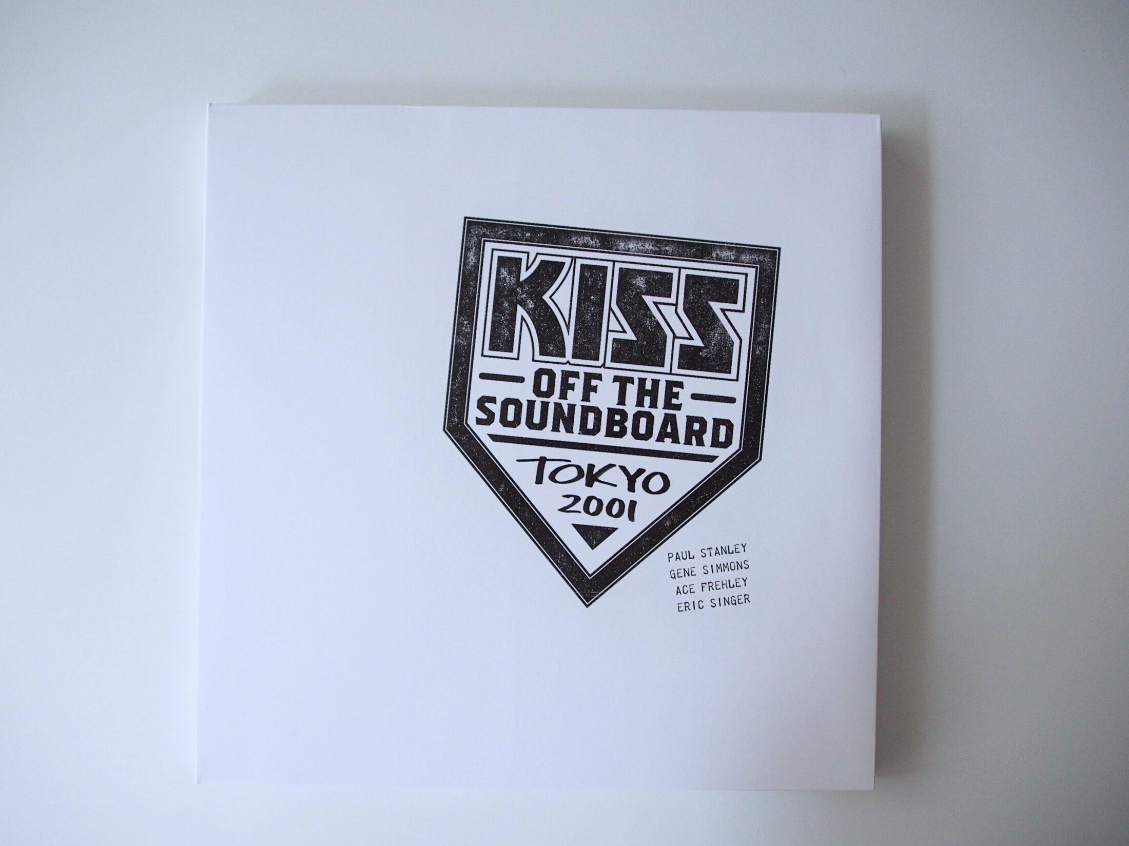 Kiss - Off The Soundboard