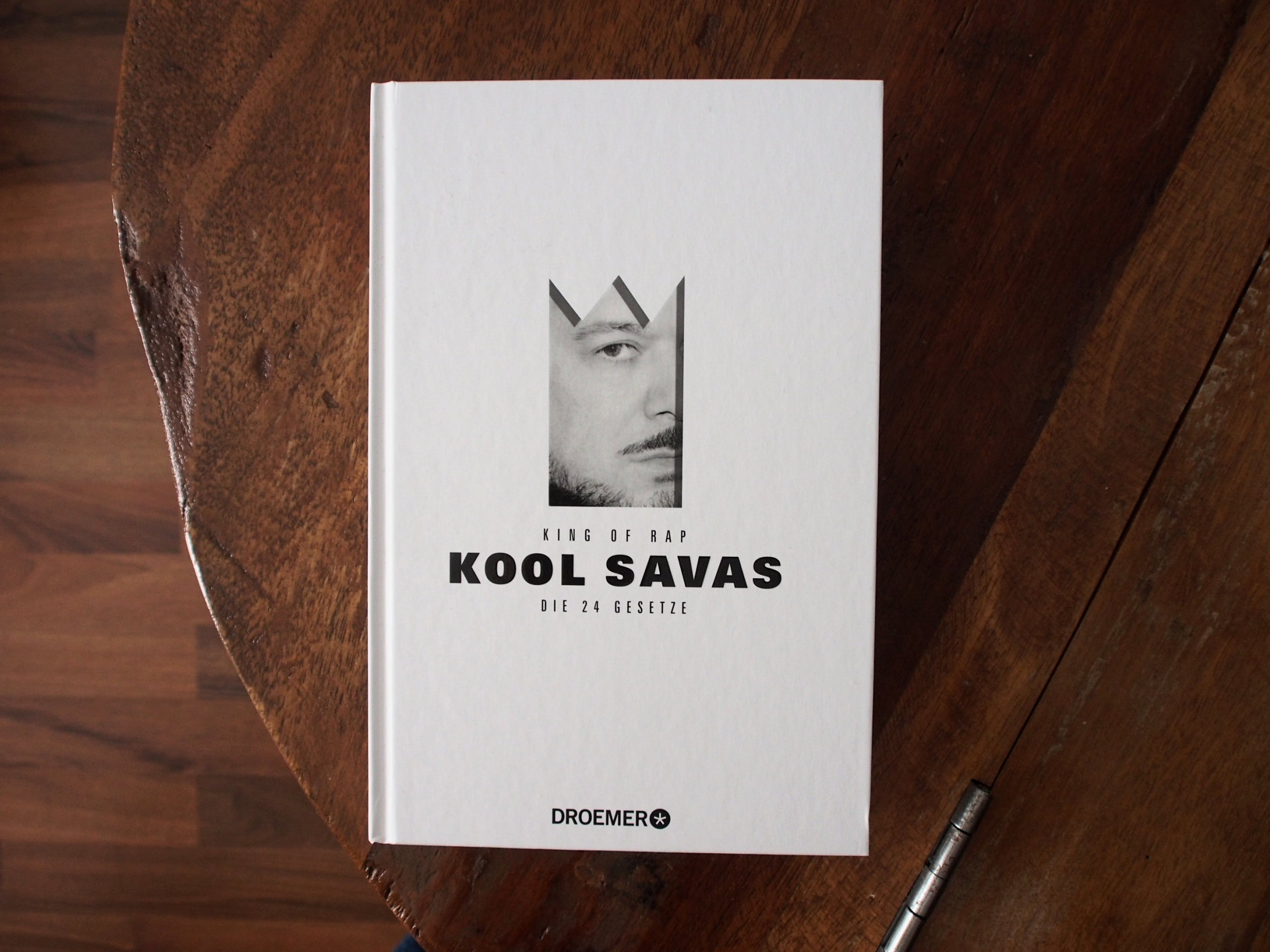 Kool Savas - King Of Rap - Die 24 Gesetze